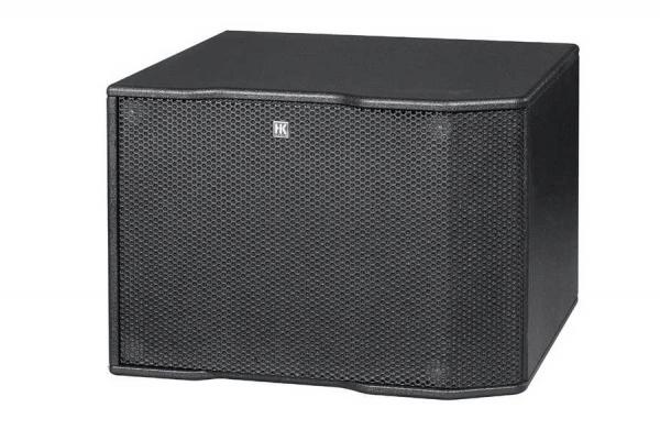 HK Audio IL 118 Sub schwarz