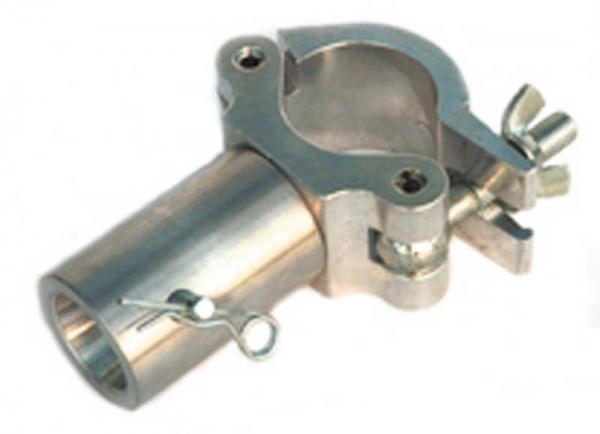 GlobalTruss Halfcoupler mit 50 mm Rohr