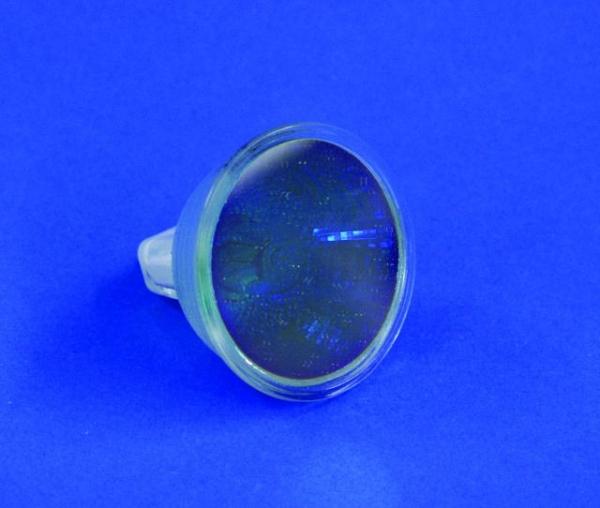 OMNILUX JCDR 230V/35W GX-5.3 1500h blau