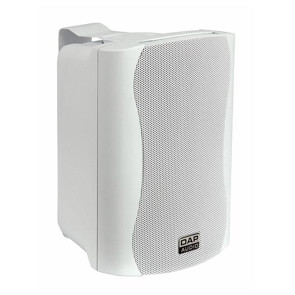 DAP PR-52 2 Way Speaker 50W White (Paar)