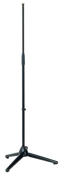 K&M 200 Mikrofonstativ schwarz