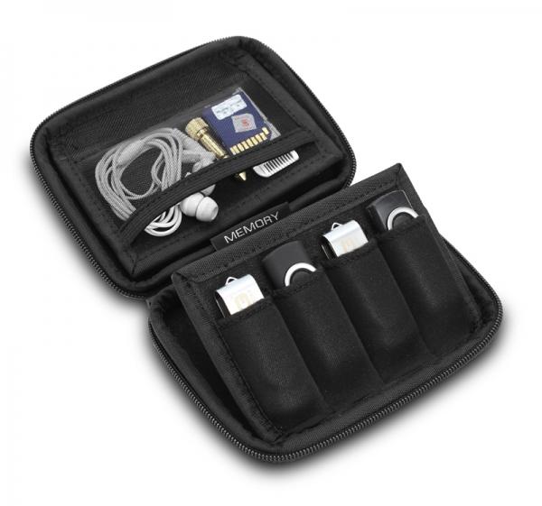 UDG Digi Hardcase Small Schwarz (U8418BL)