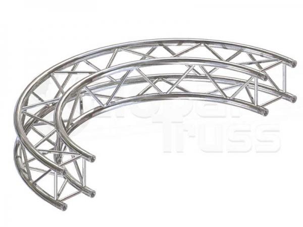 GlobalTruss F14 Kreisstück für Kreis 3,0m Ø / 1 S