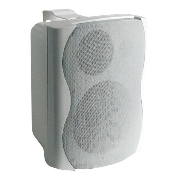 DAP PR-82T 2 Way Speaker 30W 100V White (Paar)
