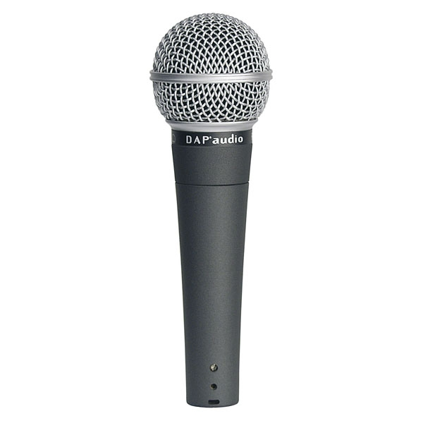 DAP PL-08 Microphone with 6mtr Microphone cable