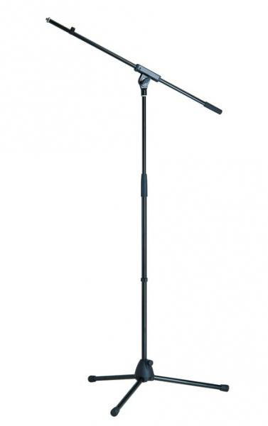 K&M 27105 Mikrofonstativ schwarz