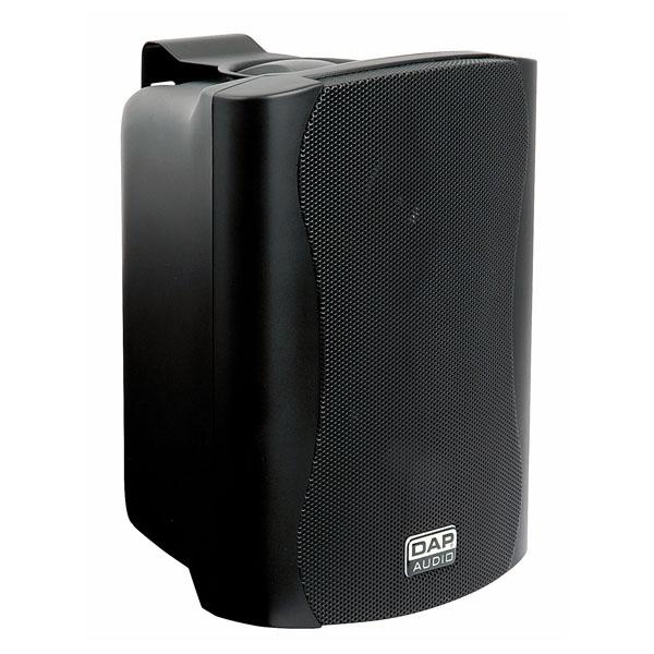 DAP PRA-62 Speaker Black 100W+Amp 2 way(Paar)