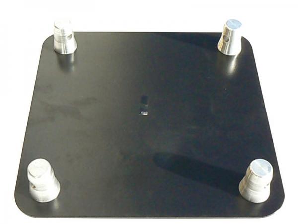 GlobalTruss F34PL-Version Bodenplatte black