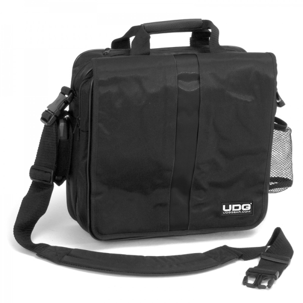 UDG CourierBag Deluxe Schwarz/Orange (U9470BL/OR)