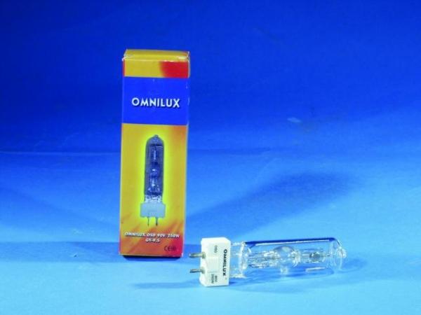 OMNILUX OSD 90V/250W GY-9,5 2000h 6700K