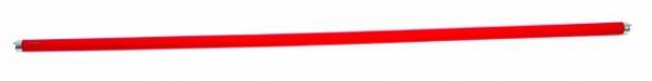 OMNILUX Röhre 36W 1200x26mm Farbglas rot