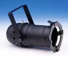 Pro Tech PAR-16 schwarz