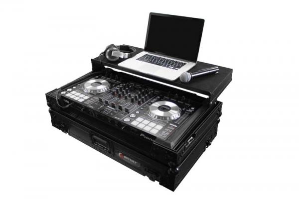 Odyssey DJ Controller Case DDJ-SX/S1/T1 Glide Black Flightcase (FZGSPIDDJSXBL)