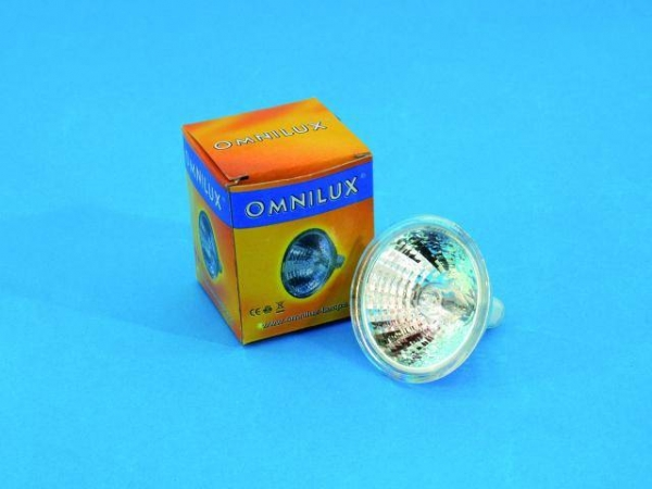 OMNILUX MR-16 24V/75W GX-5.3 SP 38° EYC