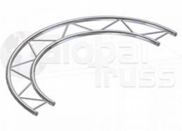 GlobalTruss F22 Kreisstück H für Kreis 8,0m Ø / 1