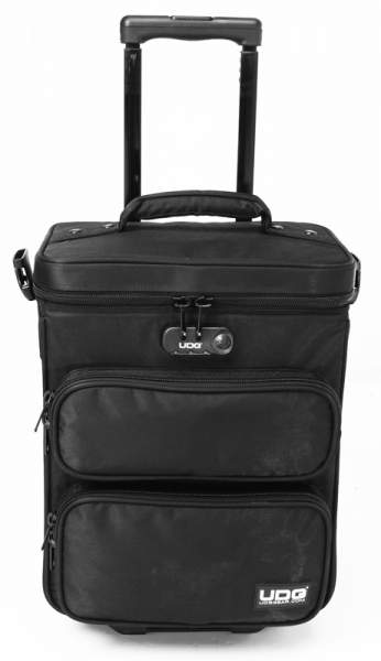 UDG Digi Trolley To Go Schwarz/Orange (U9880BL/OR)