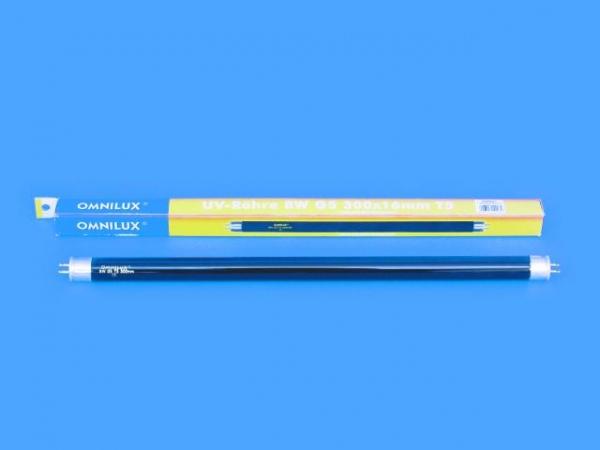 OMNILUX UV-Röhre 8W G5 T5 5000h 300x16mm