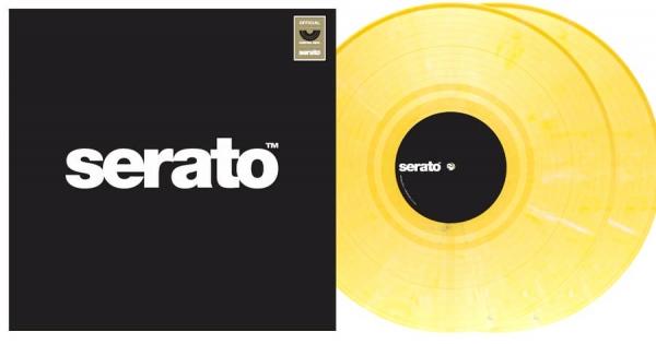Serato Performance Vinyl Gelb (Paar)