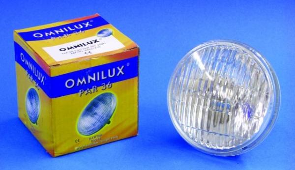 OMNILUX PAR-36 6,4V/30W G53 WFL 300h