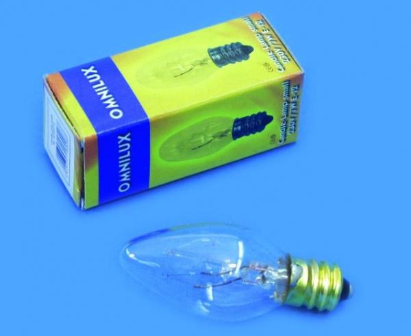 OMNILUX 230V/7W E-12 Kerzenlampe klein