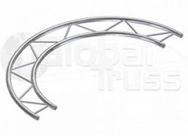 GlobalTruss F22 Kreisstück H für Kreis 9,0m Ø / 1