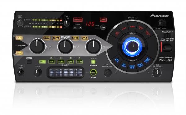 Pioneer RMX-1000 Revolutionäres 3-in-1-System