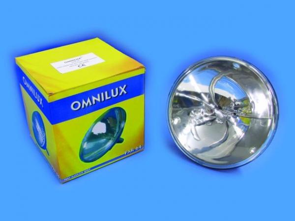 OMNILUX PAR-64 240V/500W GX16d VNSP 300hH