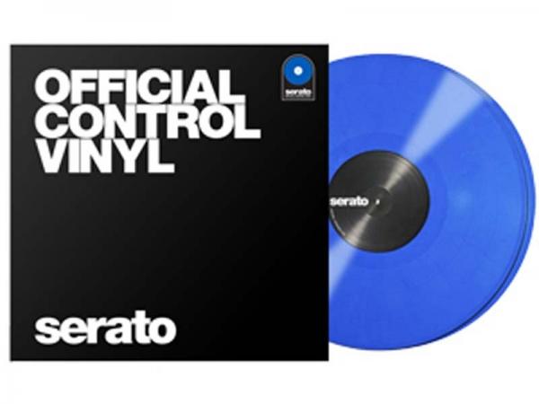 Serato Performance Vinyl Blau (Paar)