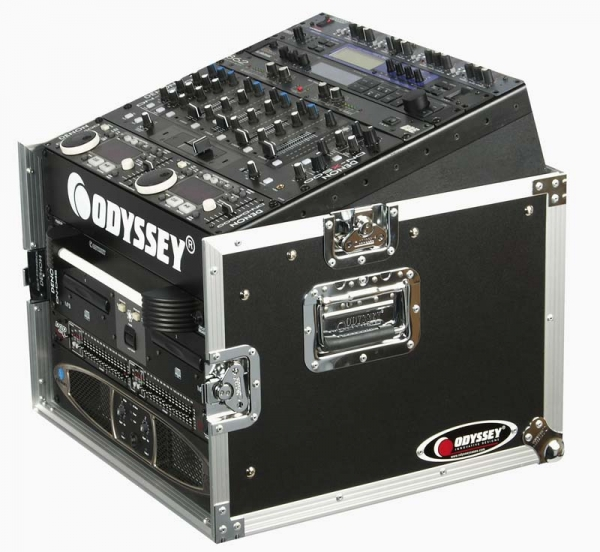 Odyssey Amp Rack 10U / 6U Standard (FZ1006)