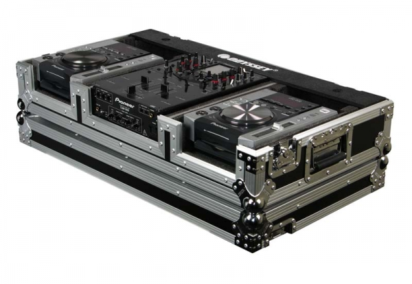 "Odyssey DJ Set Case 10"" Mischpult / 2x Player (FR10CDIWE)"
