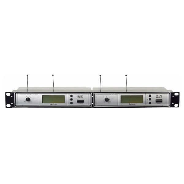 DAP 19Zoll Rack Adaptor for 2 pcs ER-1193