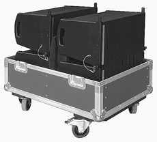 HK Audio COHEDRA COMPACT CDR 108 C Case