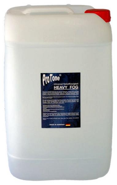 Pro Tone Nebelfluid Heavy Fog 25 L