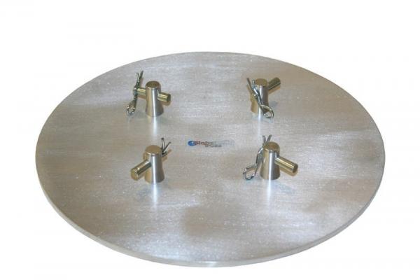 GlobalTruss F14 Base rund 250mm Durchmesser