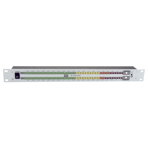 DAP DB Display meter 19Zoll incl Power Supply