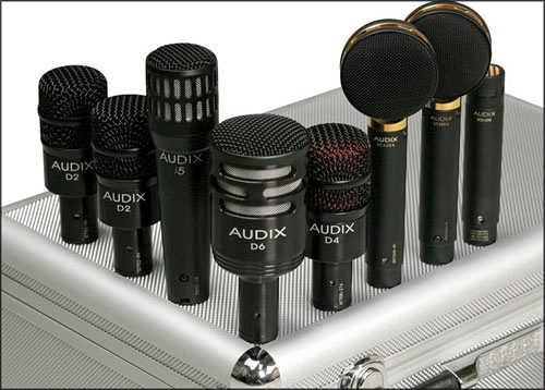 Audix DP-Studio-Elite-8