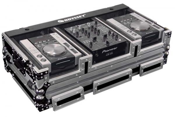 Odyssey DJ Set Case 10 / Player Medium Standard Flightcase (FZ10CDiW)