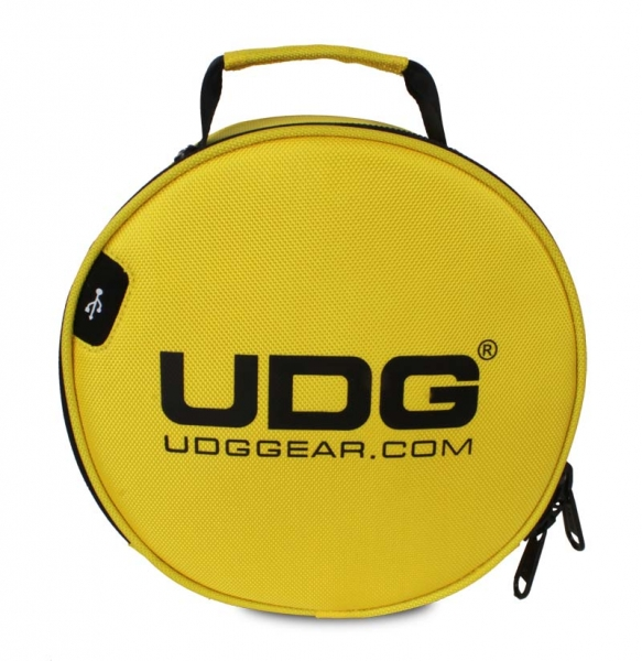 UDG Ultimate DIGI Headphone Bag Gelb (U9950YL)