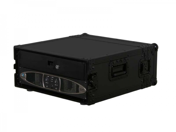 Odyssey Amp Rack Case 4HE Schwarz (FZAR04BL)