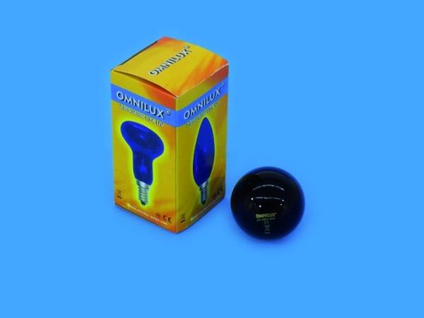 OMNILUX G45 230V/40W E-14 UV Lampe