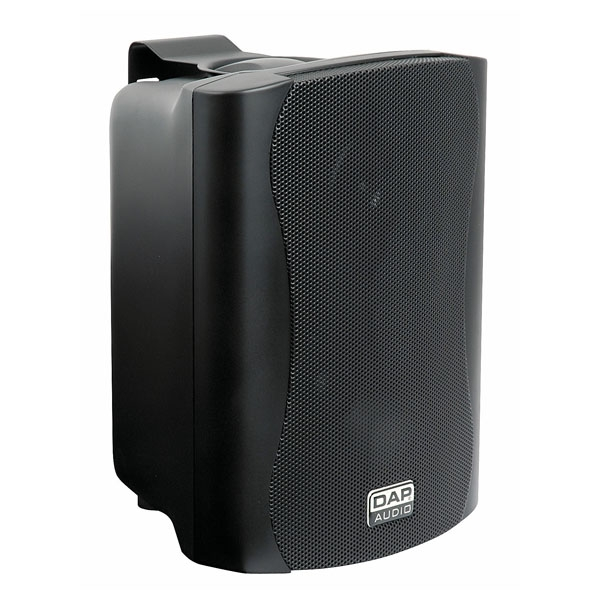 DAP PR-62 Speaker Black 65W 16 Ohm 2 way (Paar)