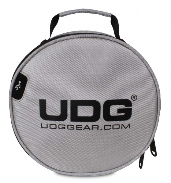 UDG Ultimate DIGI Headphone Bag Silber (U9950SL)