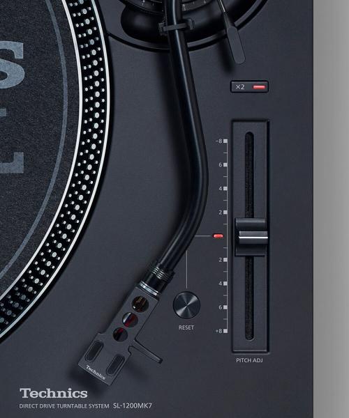 Technics SL-1210MK7 Direktantrieb Plattenspieler