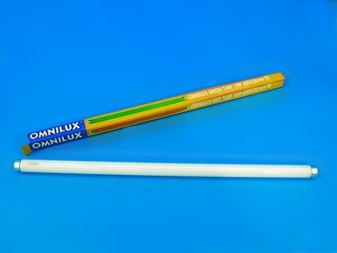 OMNILUX Röhre 18W G13 600x26mm T8 blau