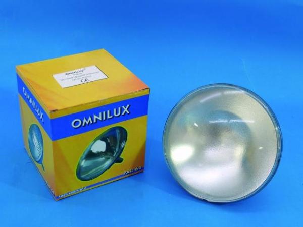 OMNILUX PAR-64 240V/1000W GX16d NSP 300hH