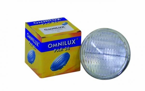 OMNILUX DWE PAR-36 G53 120V/650W WFL 100h