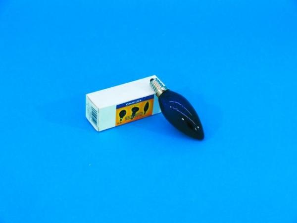 OMNILUX C35 230V/40W E-14 UV Kerzenlampe