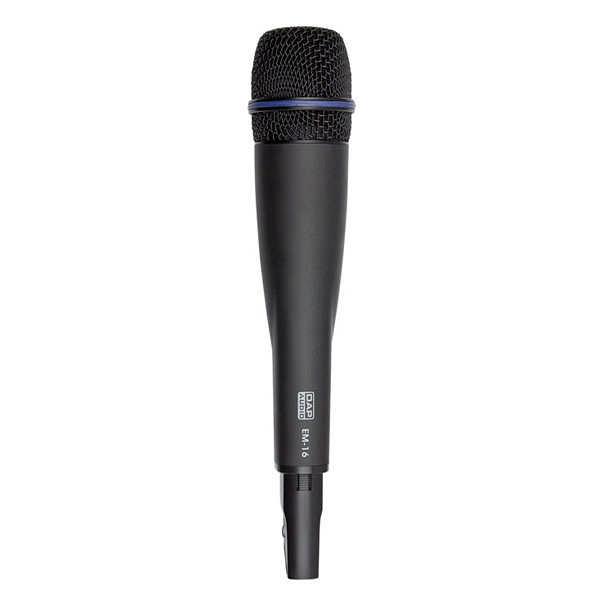 DAP EM-16 Wireless PLL 822-846 Handheld microphone