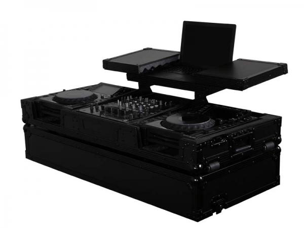 "Odyssey DJ Set Case 12"" Mischpult / 2x Player (FZGSX12CDJWBL)"