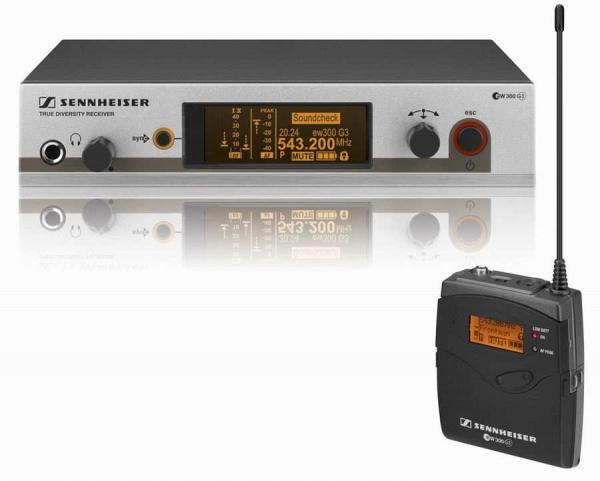 Sennheiser ew 300 Grundset SK 300-G G3
